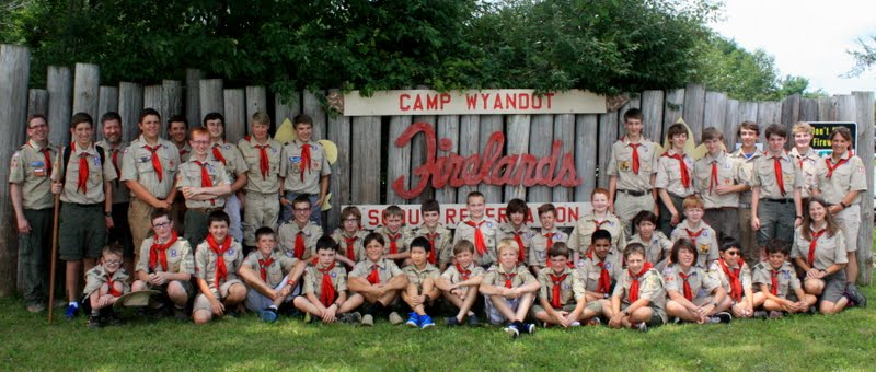 2015 Camp Picture (Firelands)